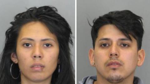 Dos de los 10 sospechosos en el asesinato de la joven Damaris Rivas en V...