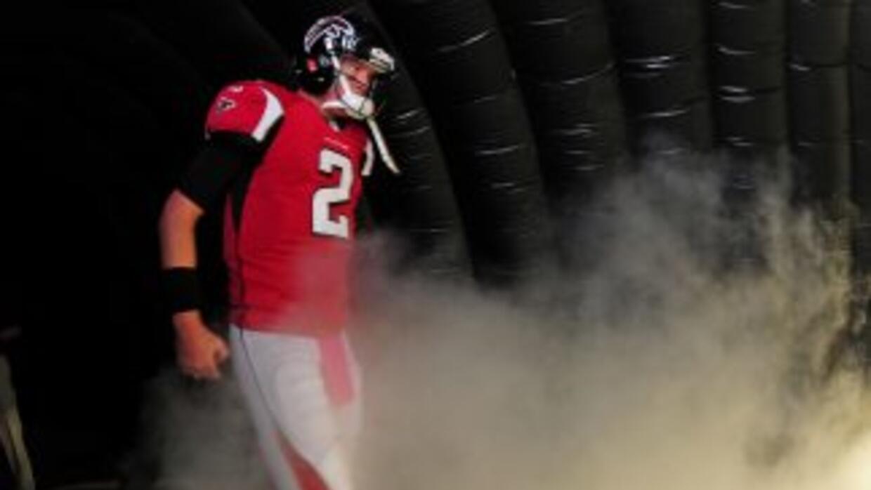 Matt Ryan tiene invictos a los Falcons.
