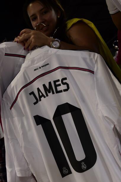 James no deja de ser el hombre del momento.