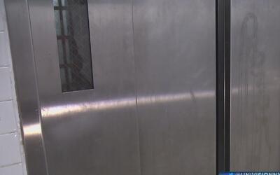 Piden reparación definitiva del ascensor de la estación del metro de la...