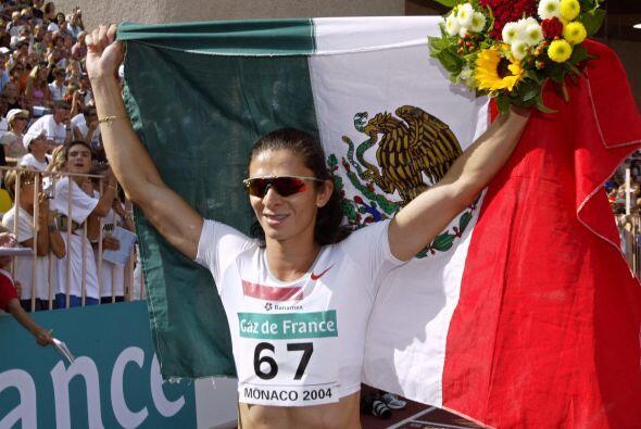 La velocista mexicana Ana Gabriela Guevara tiene entre sus logros haber...
