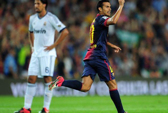 Pero quedó mano a mano ante Iker Casillas y puso el 1-1.