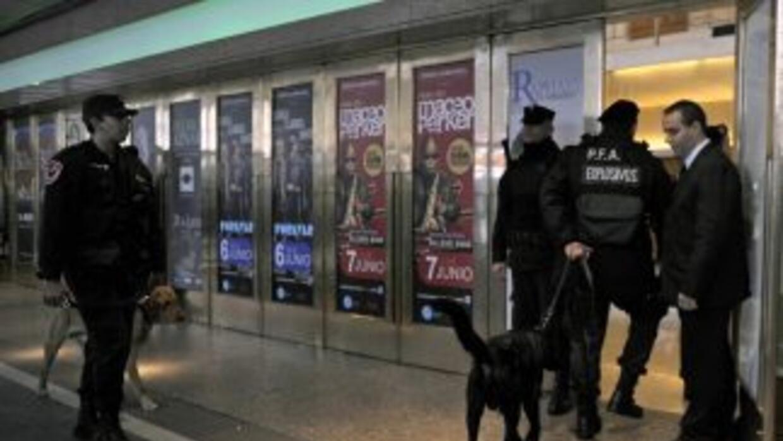 Argentina se ha convertido en lugar de residencia temporal para narcotra...