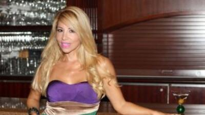 Roxana García (Foto George Riverón,cortesía de hablemonos.com)