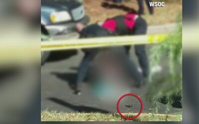 La policía de Charlotte revelará un video de la muerte de Keith Lamont S...