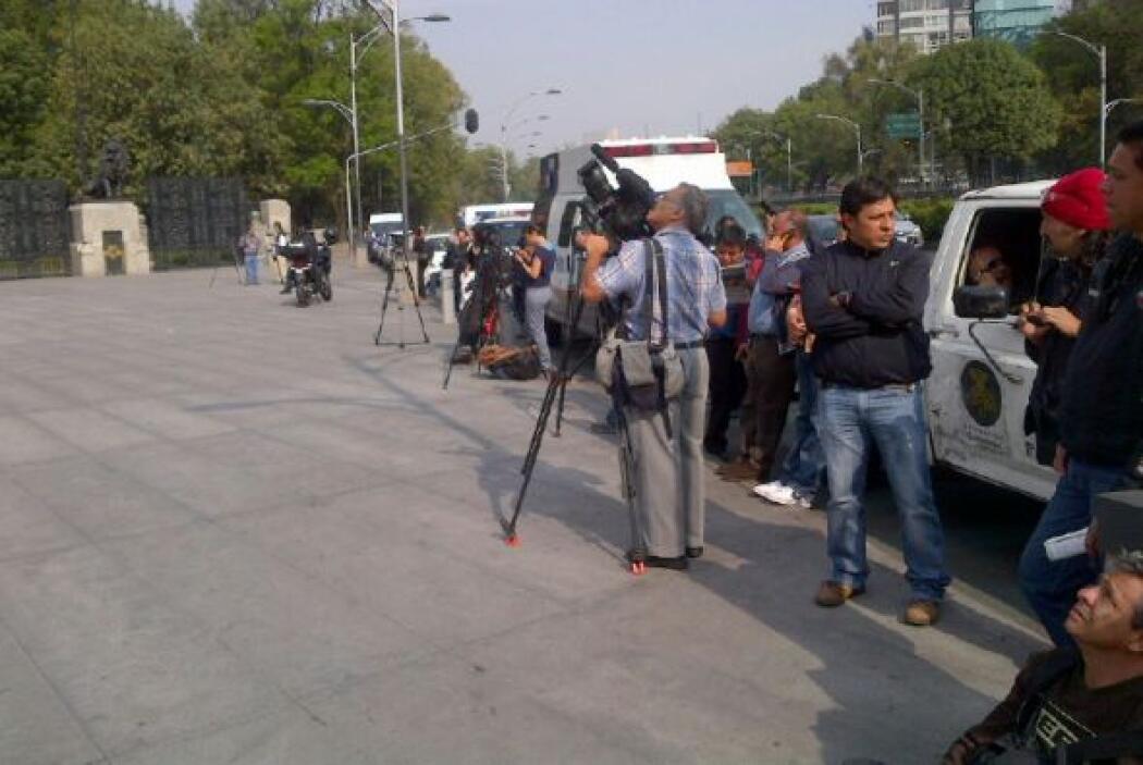 Según reportes policiales, los integrantes de dicha organización despleg...