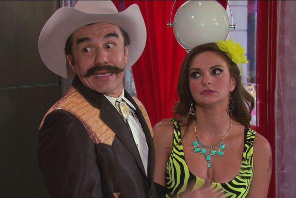 Nancy y Don Serapio se quedaron sorprendidos y felices, pues conocerían...
