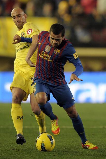 El Barcelona pareció disminuido por el esfuerzo de la semana en la Copa...
