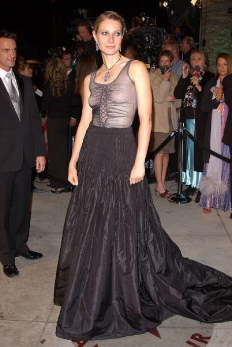 El desatinado 'look' de Gwyneth Paltrow se ganó demasiadas criticas por...