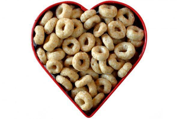 Cereales integrales: Siempre que sean bajos en azúcares, los cere...