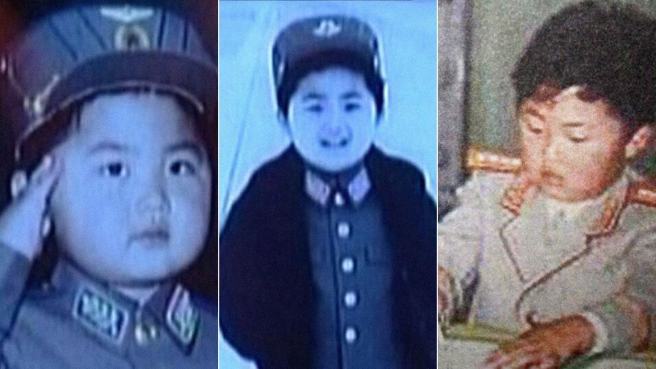 Kim Jong Un Niño