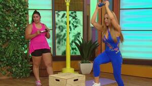 Ejercicios de Claudia Molina para adelgazar los muslos