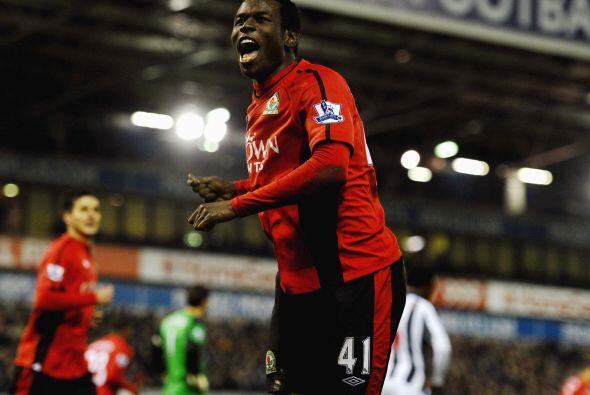 Y Diouf logró el tercer tanto para la victoria por 3-1.