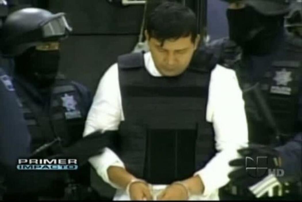 Rejón Aguilar, considerado uno de los delincuentes más buscados en Méxic...