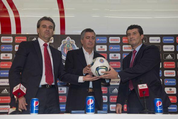 José Manuel de la Torre vuelve al Guadalajara, con la misi&oacute...