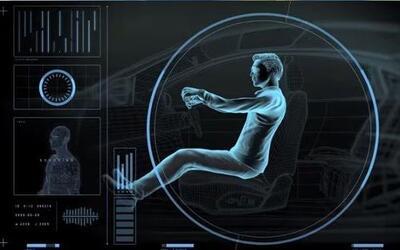 Nissan diseñó sus propios asientos de gravedad zero para hacer la experi...