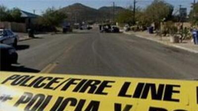 Crimen en la ciudad de Tucson