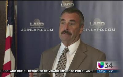 La policía de Los Ángeles no va a cooperar con ICE
