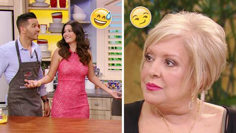 #DAEnUnMinuto: Ana Patricia contó un chiste exprés, y ningún jovencito p...