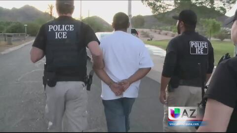 Polémica tras anuncio del sheriff del condado Maricopa no realizar deten...