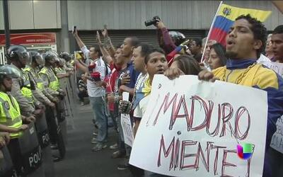 Tiempos de turbulencia para la oposición venezolana