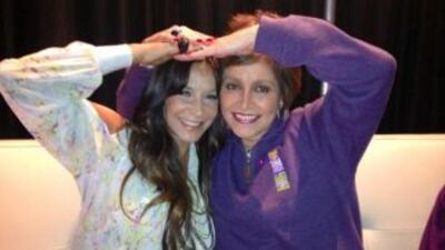 Mantenían una entrañable amistad luego de que Lorena sufriera cáncer.