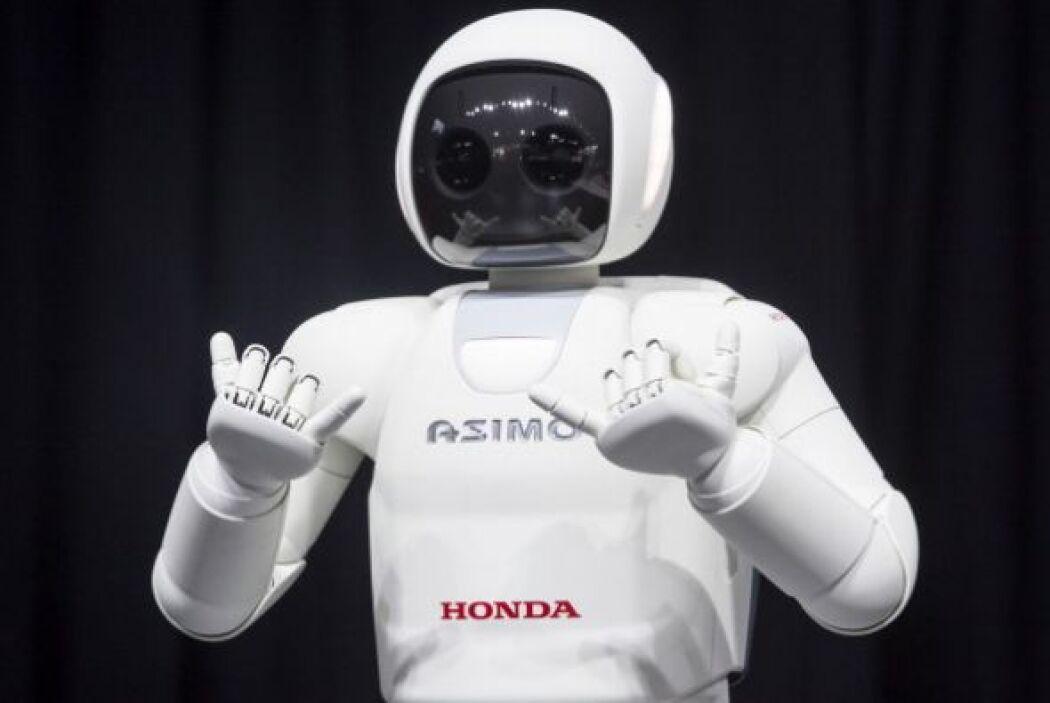 ¿Quieres conocer más sobre ASIMO?