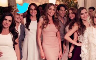 Sofía Vergara incluyó a su familia en su nuevo comercial