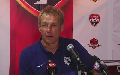 Klinsmann dio un 'ok' al empate vs. Trinidad