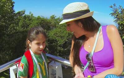 Maity Interiano nos lleva a conocer Río por todo lo alto