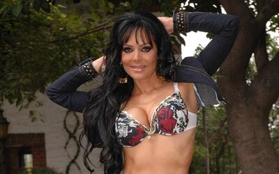 Antonio Margarito en la intimidad antes de su regreso MARIBEL_GUARDIA_10...