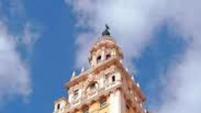 La Torre de la Libertad hoy en día.