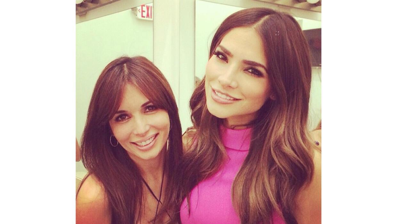 Giselle y Alejandra