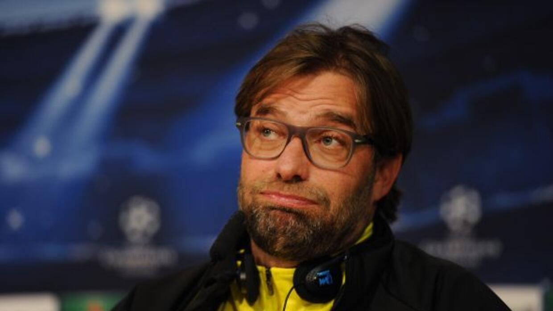 El técnico del Dortmund estaría cerca de recalar en el banquillo del Rea...