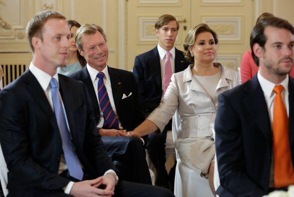 La boda del príncipe Félix de Luxemburgo 17e08fee21e94663800180943fc128d...