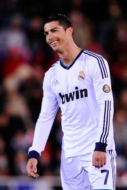 El '7' portugués quiere ser el máximo goleador de la historia del Real M...