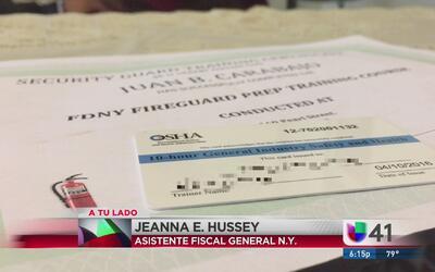 Fiscalía de Nueva York demanda a la agencia de empleos 'Delta Services'