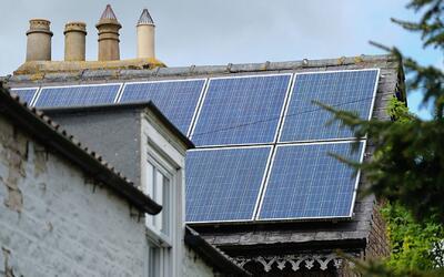 Energía solar, una alternativa para ahorrar dinero en casa