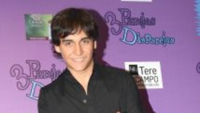 Julián Figueroa señaló que ya se encuentra grabando las canciones de su...