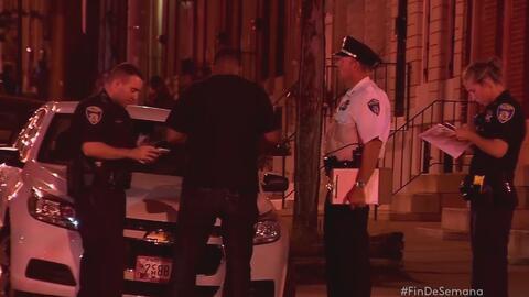 'Arreglo de cuentas' deja varios heridos durante un tiroteo en Baltimore