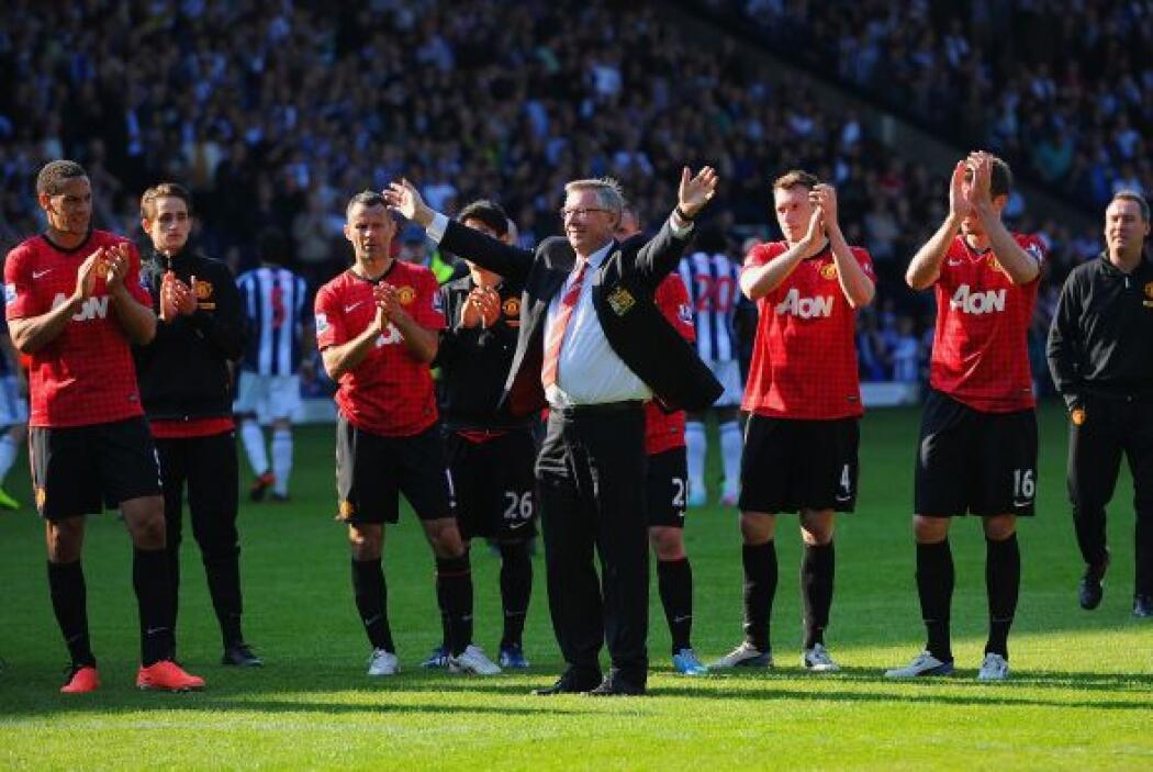 El United estará guiado por primera vez en más de un cuarto de siglo por...