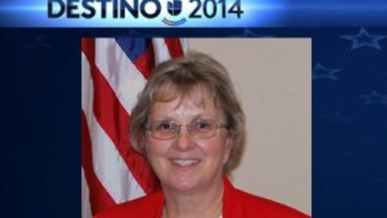 Douglas ganó las elecciones primarias con más de 50% de los votos.