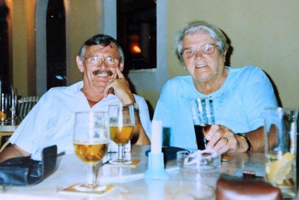 Victor y Elsie se conocieron a los 17 años y desde ese momento fu...