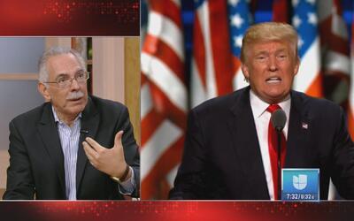 Analizando el discurso de aceptación de la candidatura presidencial de D...