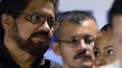 Miembros de las FARC tienen expectativa de los diálogos en La Habana.
