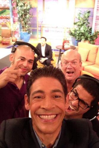 """""""Ya listos para comenzar el mejor programa matutino @DespiertaAmeric @Ra..."""