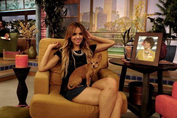 La protagonista de la telenovela 'Amores Verdaderos' nos habló de su ya...