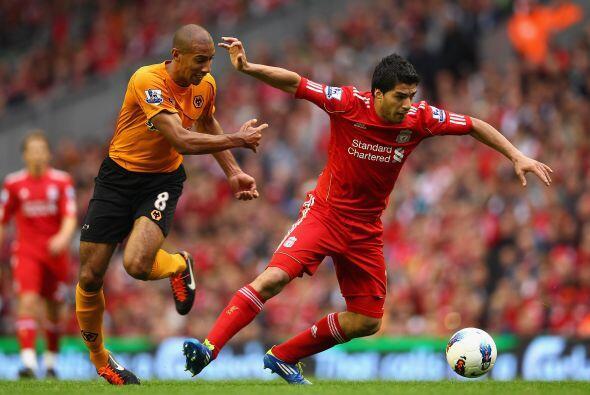 Sin dudas que el 'charrúa' es pieza fundamental del Liverpool.