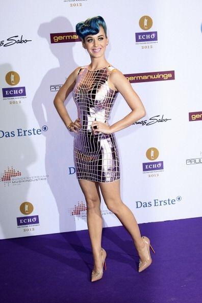 Estamos seguros que aunque Katy no tuviera un mega estilo, ¡jámas podría...