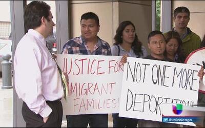 Protestan contra auditorías de ICE